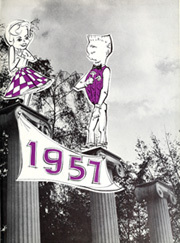 Page 3, 1957 Edition, University of Washington - Tyee Yearbook (Seattle, WA) online yearbook collection