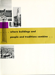 Page 9, 1957 Edition, University of Washington - Tyee Yearbook (Seattle, WA) online yearbook collection