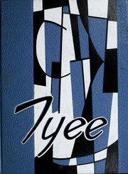 1959 Edition, University of Washington - Tyee Yearbook (Seattle, WA)