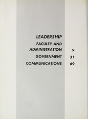 Page 16, 1959 Edition, University of Washington - Tyee Yearbook (Seattle, WA) online yearbook collection