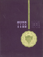 1961 Edition, University of Washington - Tyee Yearbook (Seattle, WA)