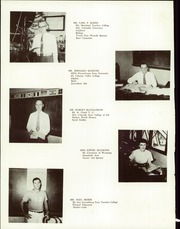 Page 16, 1958 Edition, Cristobal High School - Caribbean Yearbook (Canal Zone Coco Solo, Panama) online yearbook collection