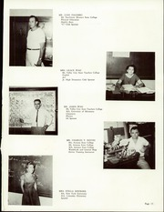 Page 17, 1958 Edition, Cristobal High School - Caribbean Yearbook (Canal Zone Coco Solo, Panama) online yearbook collection
