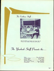 Page 5, 1962 Edition, Cristobal High School - Caribbean Yearbook (Canal Zone Coco Solo, Panama) online yearbook collection