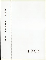 Page 15, 1963 Edition, Cristobal High School - Caribbean Yearbook (Canal Zone Coco Solo, Panama) online yearbook collection
