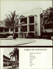 Page 6, 1965 Edition, Cristobal High School - Caribbean Yearbook (Canal Zone Coco Solo, Panama) online yearbook collection