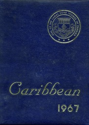 1967 Edition, Cristobal High School - Caribbean Yearbook (Canal Zone Coco Solo, Panama)