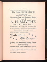 Page 11, 1889 Edition, Ohio State University - Makio Yearbook (Columbus, OH) online yearbook collection