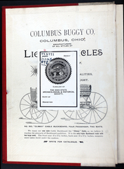 Page 2, 1892 Edition, Ohio State University - Makio Yearbook (Columbus, OH) online yearbook collection