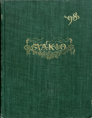 Page 1, 1898 Edition, Ohio State University - Makio Yearbook (Columbus, OH) online yearbook collection