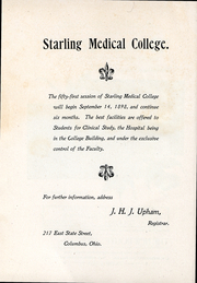 Page 4, 1898 Edition, Ohio State University - Makio Yearbook (Columbus, OH) online yearbook collection