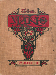Ohio State University - Makio Yearbook (Columbus, OH) online yearbook collection, 1904 Edition, Page 1