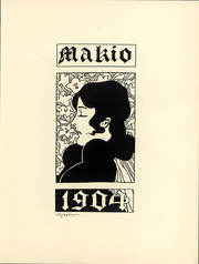 Page 6, 1904 Edition, Ohio State University - Makio Yearbook (Columbus, OH) online yearbook collection