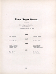 Page 128, 1907 Edition, Ohio State University - Makio Yearbook (Columbus, OH) online yearbook collection