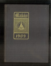 Ohio State University - Makio Yearbook (Columbus, OH) online yearbook collection, 1909 Edition, Page 1