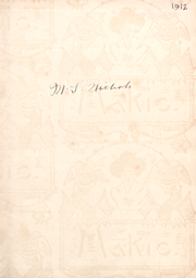 Page 4, 1912 Edition, Ohio State University - Makio Yearbook (Columbus, OH) online yearbook collection