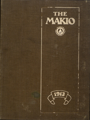 Page 1, 1913 Edition, Ohio State University - Makio Yearbook (Columbus, OH) online yearbook collection