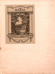 Page 2, 1913 Edition, Ohio State University - Makio Yearbook (Columbus, OH) online yearbook collection