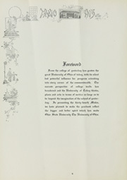 Page 12, 1915 Edition, Ohio State University - Makio Yearbook (Columbus, OH) online yearbook collection