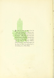 Page 10, 1916 Edition, Ohio State University - Makio Yearbook (Columbus, OH) online yearbook collection