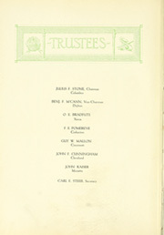 Page 16, 1916 Edition, Ohio State University - Makio Yearbook (Columbus, OH) online yearbook collection