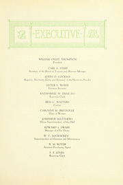 Page 17, 1916 Edition, Ohio State University - Makio Yearbook (Columbus, OH) online yearbook collection