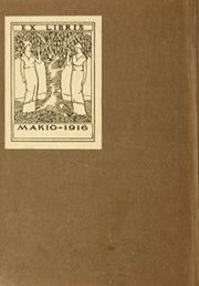 Page 2, 1916 Edition, Ohio State University - Makio Yearbook (Columbus, OH) online yearbook collection