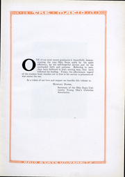 Page 11, 1917 Edition, Ohio State University - Makio Yearbook (Columbus, OH) online yearbook collection