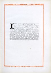 Page 13, 1917 Edition, Ohio State University - Makio Yearbook (Columbus, OH) online yearbook collection