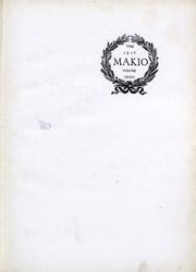 Page 4, 1917 Edition, Ohio State University - Makio Yearbook (Columbus, OH) online yearbook collection