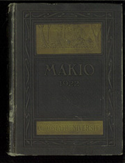 Page 1, 1922 Edition, Ohio State University - Makio Yearbook (Columbus, OH) online yearbook collection