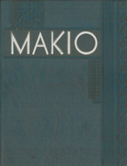 Page 1, 1931 Edition, Ohio State University - Makio Yearbook (Columbus, OH) online yearbook collection