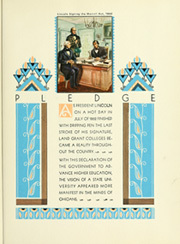 Page 11, 1931 Edition, Ohio State University - Makio Yearbook (Columbus, OH) online yearbook collection