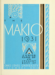 Page 9, 1931 Edition, Ohio State University - Makio Yearbook (Columbus, OH) online yearbook collection