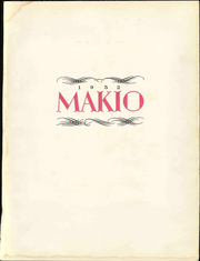 Page 15, 1932 Edition, Ohio State University - Makio Yearbook (Columbus, OH) online yearbook collection