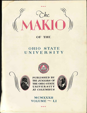 Page 9, 1932 Edition, Ohio State University - Makio Yearbook (Columbus, OH) online yearbook collection