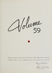 Page 5, 1940 Edition, Ohio State University - Makio Yearbook (Columbus, OH) online yearbook collection