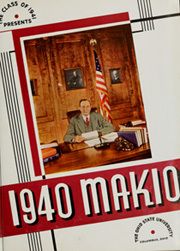 Page 7, 1940 Edition, Ohio State University - Makio Yearbook (Columbus, OH) online yearbook collection