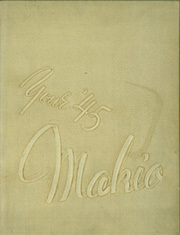 Page 1, 1945 Edition, Ohio State University - Makio Yearbook (Columbus, OH) online yearbook collection