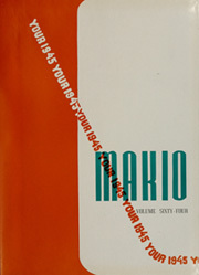 Page 5, 1945 Edition, Ohio State University - Makio Yearbook (Columbus, OH) online yearbook collection