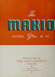 Page 6, 1945 Edition, Ohio State University - Makio Yearbook (Columbus, OH) online yearbook collection