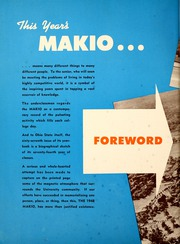 Page 10, 1948 Edition, Ohio State University - Makio Yearbook (Columbus, OH) online yearbook collection