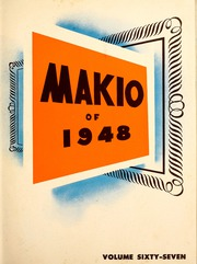 Page 7, 1948 Edition, Ohio State University - Makio Yearbook (Columbus, OH) online yearbook collection