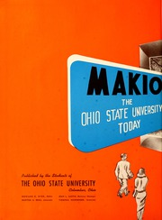 Page 8, 1948 Edition, Ohio State University - Makio Yearbook (Columbus, OH) online yearbook collection