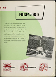 Page 9, 1950 Edition, Ohio State University - Makio Yearbook (Columbus, OH) online yearbook collection