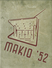 Ohio State University - Makio Yearbook (Columbus, OH) online yearbook collection, 1952 Edition, Page 1