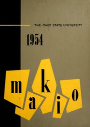 Ohio State University - Makio Yearbook (Columbus, OH) online yearbook collection, 1954 Edition, Page 1
