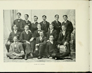 Page 10, 1896 Edition, Michigan State University - Red Cedar Log Yearbook (East Lansing, MI) online yearbook collection
