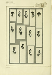 Page 16, 1913 Edition, Michigan State University - Red Cedar Log Yearbook (East Lansing, MI) online yearbook collection