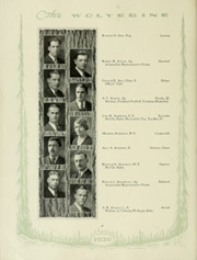 Page 38, 1930 Edition, Michigan State University - Red Cedar Log Yearbook (East Lansing, MI) online yearbook collection